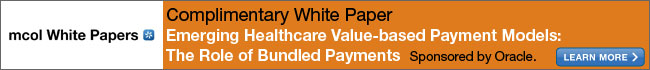 White Paper: Emergin Healthcare Value-based Payment Models: The Role of Bundled Payments