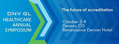 DNV GL 2018 Healthcare Symposium