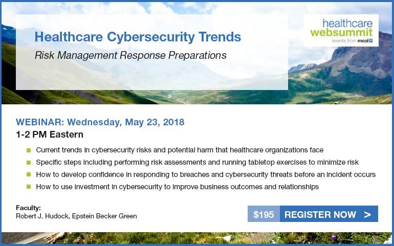 Healthcare Cybersecurity Trends: Risk Management Response Preparations
